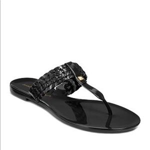 Jack Rogers Braided Jelly Sandals